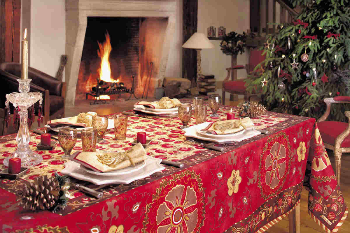 Winter Holidays | Traditional European Linens and Housewares